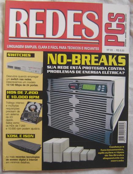 Revista Redes Pcs - Nº 03 - No-breaks.