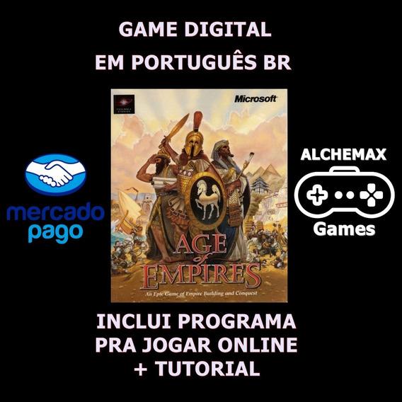 Age Of Empires 1 + Pach Pra Jogar Online