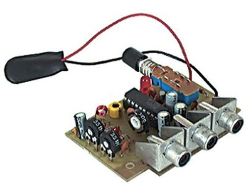 Imagen 1 de 5 de Electronic Rainbow Fmst100 Fm Stereo Transmitter Kit