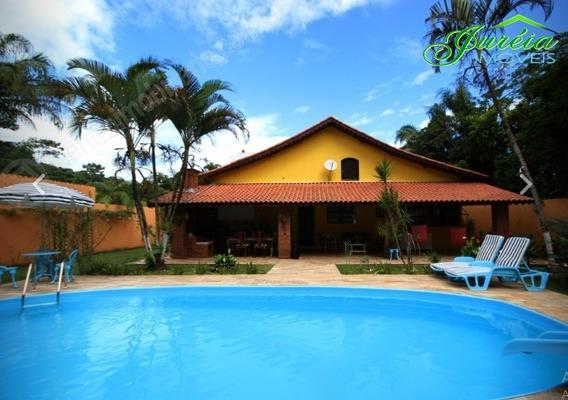 Casa De Luxo Na Praia Do Guarau - Peruibe/sp Ref. C571