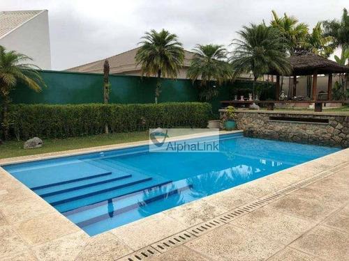 Imagem 1 de 30 de Casa Com 5 Dormitórios À Venda, 1000 M² Por R$ 10.000.000,00 - Alphaville - Barueri/sp - Ca0915
