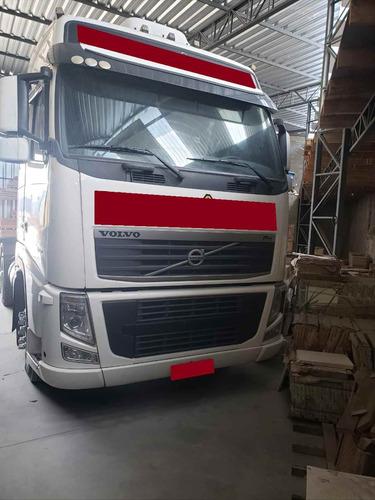 Volvo Fh 460 Truck 6x2 2014