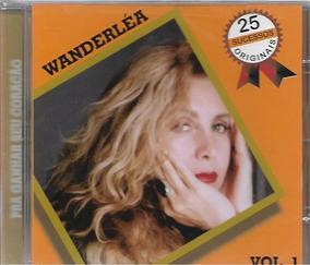 Cd Wanderlea 25 Sucessos Vol 1 - Prá Ganhar Meu Coração
