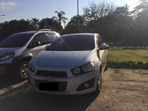 Chevrolet Sonic 1.6 16v Ltz 4p 2012