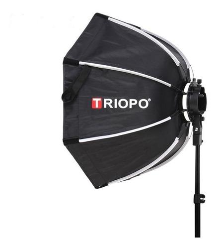 Novo Octabox Triopo Kx-65 (compatível V1 E Série Ad Flashes)