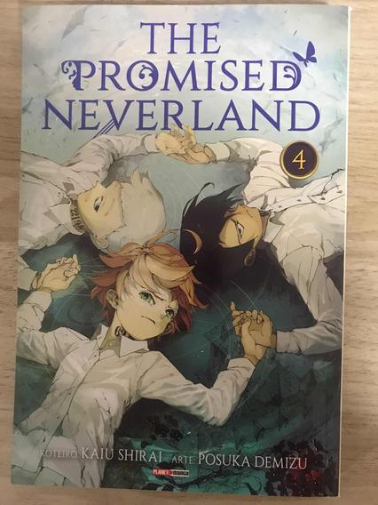 Mangá The Promised Neverland