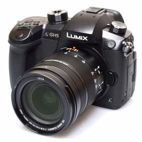 Panasonic Lumix Gh5 + Leica 12-60mm F/2.8-4 Excelente 3 Bats