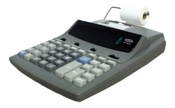 Calculadora De Mesa Bobina Com Impressão Menno 404ts Termica