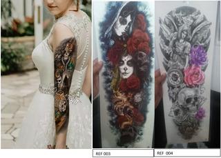 Tatuajes Temporales Durables Modelo 1