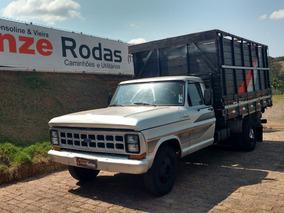 Ford F4000 Mwm 1984 (gaiola)