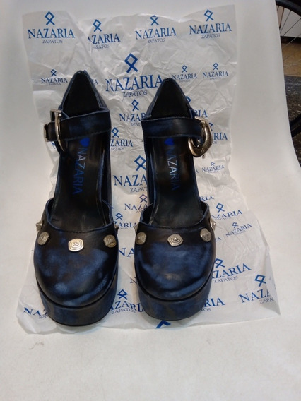 Zapatos Plataforma Nazaria