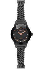 Relógio Technos Feminino Preto Elegance Mini 5y20it/4p