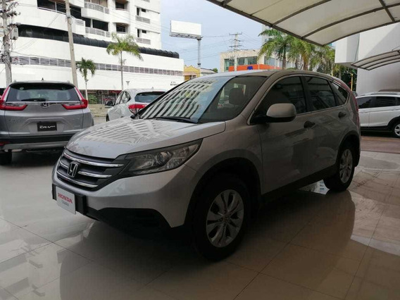 Crv City Plus 2014 Plata Alabaster Agencia Autocoral
