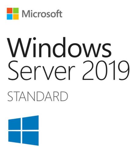 Licencia Windows Server 2019 16 Cores Dvd + Usb Boot + Stick