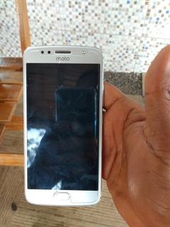 Celular Motorola 5g S Plus 32g Dourado.