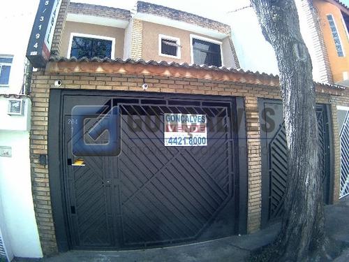 Venda Sobrado Santo Andre Bangu Ref: 139807 - 1033-1-139807