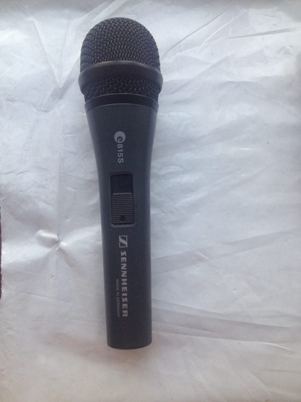 Microfono Shenheisser Profesional E815s 50tr