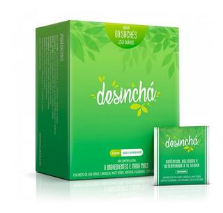 Desinchá Chá Misto Antioxidante- 60 Sachês - Pronta Entrega
