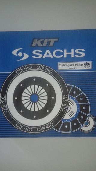 Kit De Embrague Sachs, Ford Cargo 1722, 2322, 2422, 2622