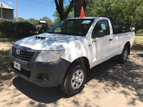 Toyota Hilux 2.5 Cs Dx Pack 120cv 4x4 - I3 2015