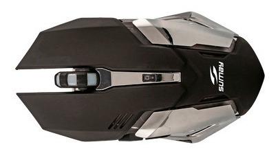 Mouse Gamer Óptico Sumay Com Fio E Design Ergonômico