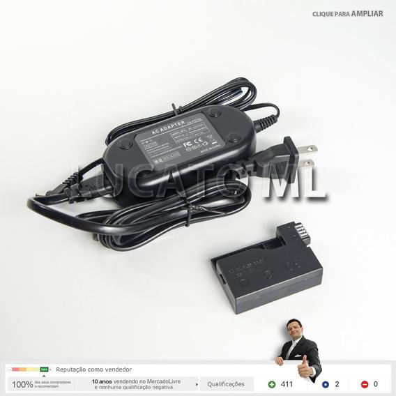 Eliminador Bateria Lp-e8 T2i A T5i Canon +frete Grátis | Sj