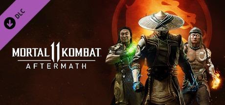 Mortal Kombat 11 Aftermath Dlc Steam Para Sua Conta