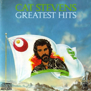 Cat Stevens - Greatest Hits Cd Importado Usa Imperdible!!!
