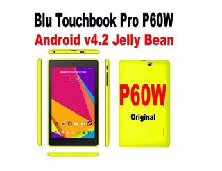 Software Original Blu Touchbook Pro P60w