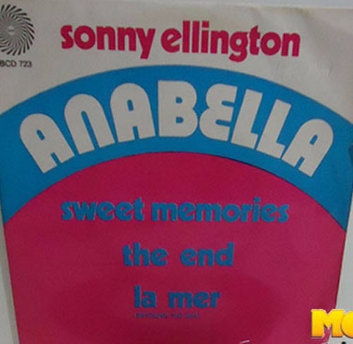 Sonny Ellington 1972 Anabella Compacto Sweet Memories