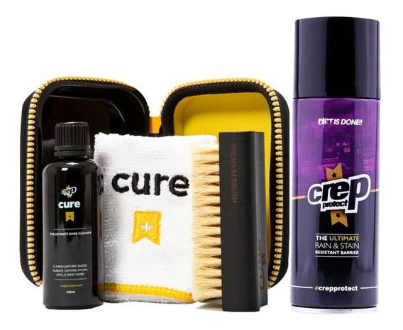 Crep Protect Cure Kit De Limpieza + Lata Spray Repelente