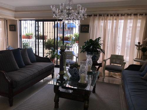 Imagen 1 de 12 de Apartamento Ensanchez Paraiso 191m2 3hab 3b 3p   2 Niveles