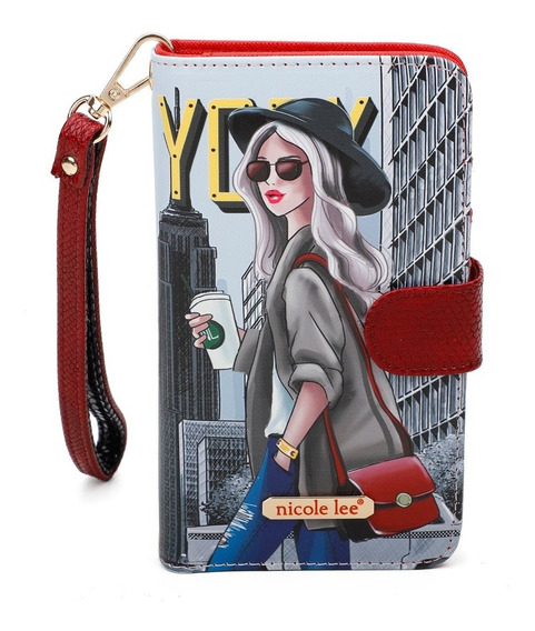 Nicole Lee Original Porta Celular New York Walk Hp6617
