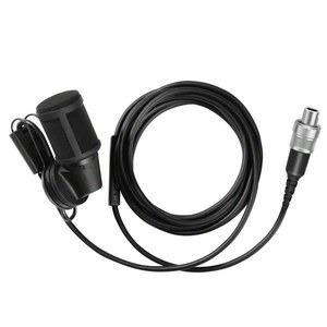 Microfone Lá Pela A Clip Condessador Mke 40 Sennheiser