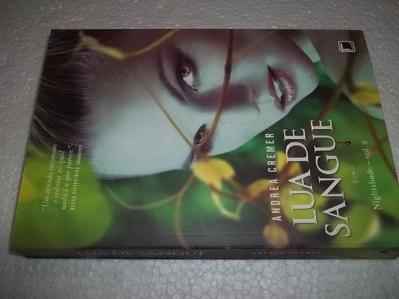 * Livro Lua De Sangue Nightshade - Vol. 2 Andrea Cremes