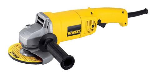 Amoladora angular DeWalt DW831 amarilla 230V