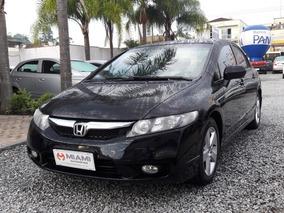 Honda Civic 1.8 Lxs Flex Aut. 4p 2009