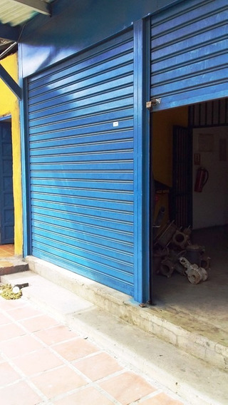 Local Comercial 200 M2 Dos Niveles Calle Blanco Fombona