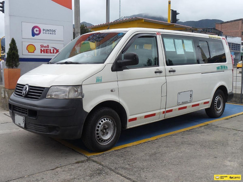 Volkswagen Transporte T5 Microbús