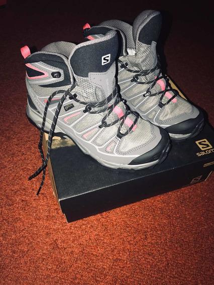 Zapatillas(botitas) Asics Impermeables