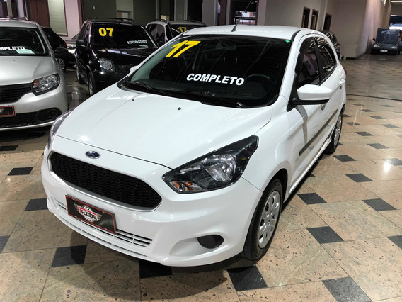 Ford Ka 1.0 Ti-vct Se 12v Flex 4p Manual 2016 2017