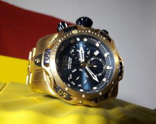 Reloj Invicta Reserve Venom Iii Mod. 25978 Swiss Made 10/10.