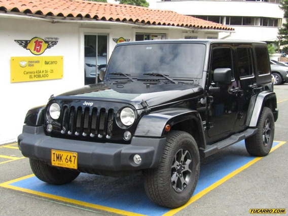 Jeep Rubicon Unlimited Sport Tp 3600 Full