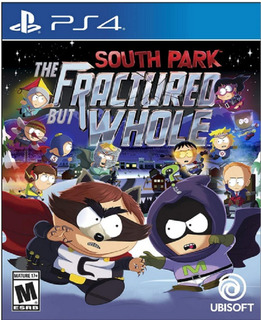 South Park: The Fractured But Whole Day 1 Edition, Ps4
