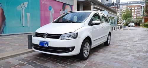 Volkswagen Suran 1.6 Highline 101cv 2014