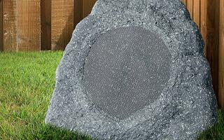 Ion Sound Stone Parlante Portatil Bluetooth Forma Roca