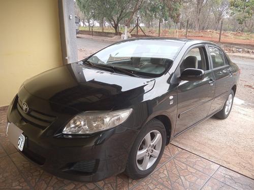 Imagem 1 de 7 de Toyota Corolla 2010 1.8 16v Xli Flex 4p