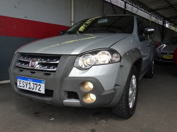 Fiat Palio Adventure Locker 2011 Financiamos 100% Flex