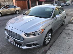 Ford Fusion 2.5 Se L4/ At 2014 Navi Qc Autos Y Camionetas