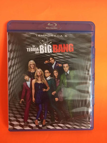 The Big Bang Theory Temporada 6 Blu Ray